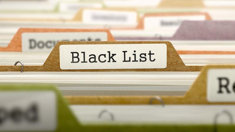 Zwarte lijst laagbelastende landen